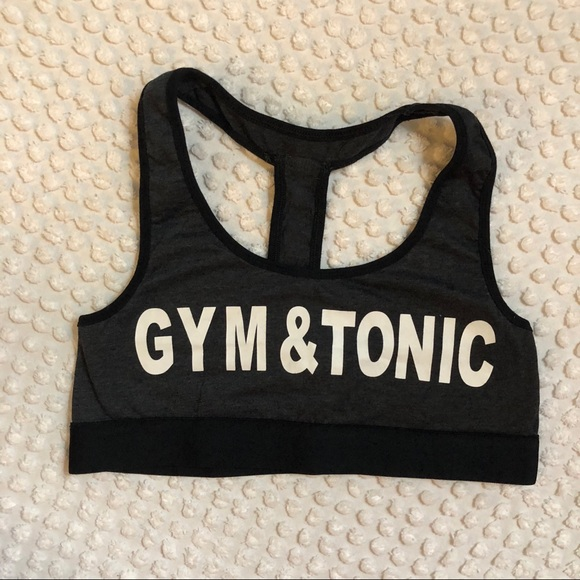 c21a5d17d66c1 Joe Boxer Other - NWOT Gym and Tonic Sports Bra